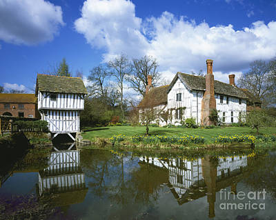 Medieval Manor House Original