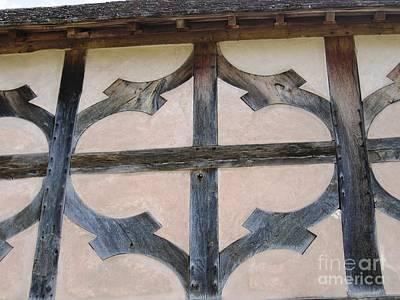 Simon De Montfort Wall Art - Photograph - Medieval Stable by Denise Railey