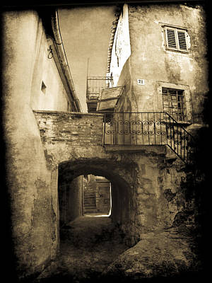 Photograph - Medieval Croatia by Jennifer Wright