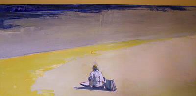Meditation At The Sea Original
