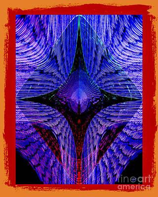 Greetingcard Digital Art - Meditation by Gerlinde Keating - Galleria GK Keating Associates Inc