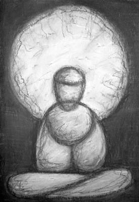 Meditation II Original by Alexander Baranov