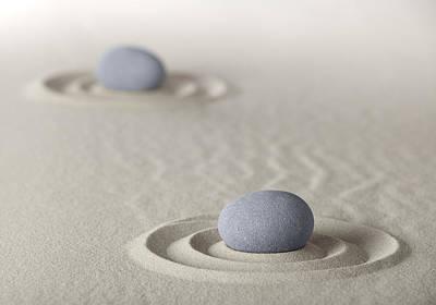 Photograph - Meditation Stones by Dirk Ercken