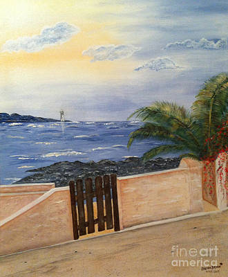 Painting - Mediterranean Bbmb0001 by Brenda Brown