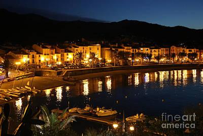 Collioure Photograph - Mediterranean Magic by Carol Groenen