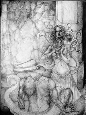 Medusa Original by Alexandra Bosevska