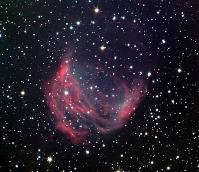 Medusa Photograph - Medusa Nebula by Celestial Images