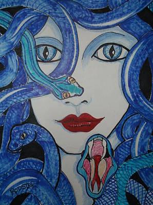 Medusa Original by Rodster