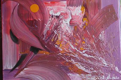 Medusas Bath Art Print by Gani Banacia