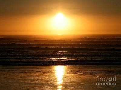 Photograph - Meet The Sun by Deena Otterstetter