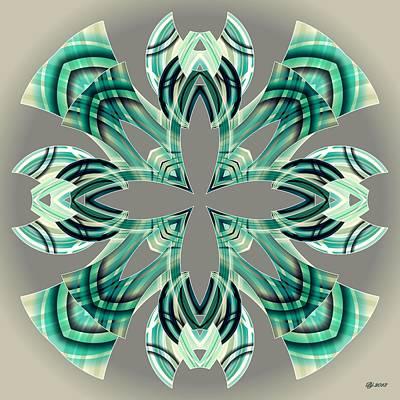 Digital Art - Meeting 21 by Brian Johnson