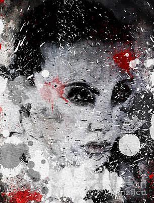 Painting - Mega Splash by Nicole Philippi