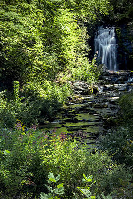 Photograph - Meigs Falls by Carol Erikson