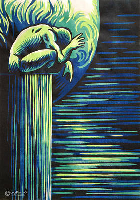 Painting - Melancholy by Glenn Pollard