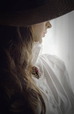 Photograph - Melancholy by Jaroslaw Blaminsky