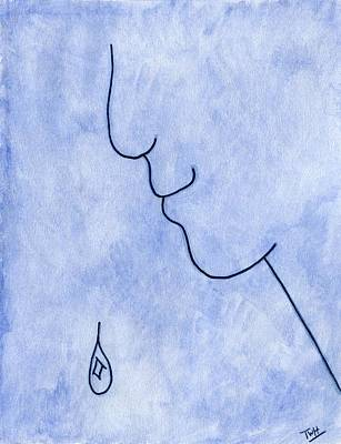 Melancholy Art Print by Terry Hall