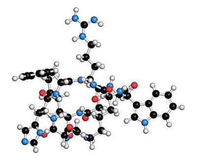 Aphrodisiac Photograph - Melanotan II Synthetic Tanning Drug by Molekuul