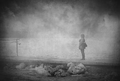 Winter Sleep Photograph - Melatonin by Taylan Apukovska