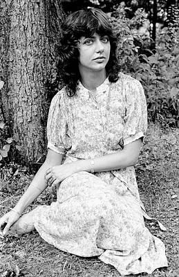 Photograph - Melissa 1979 by Ed Weidman