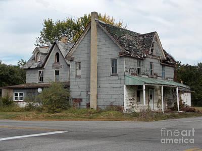 Eastern Shore Photograph - Melitota Gen Store by Skip Willits