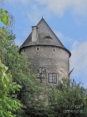 Photograph - Melk Medieval Tower by Elvis Vaughn