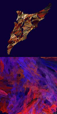 Mementos Mixed Media - Memento Mori by Carles Sapena