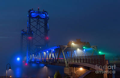 Photograph - Memorial Bridge In Color by Sharon Seaward