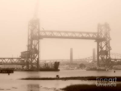 Photograph - Memorial Bridge by Marcia Lee Jones