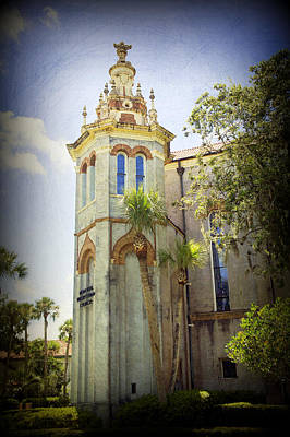 Photograph - Memorial Presbyterian Church by Laurie Perry