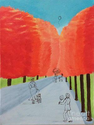 Painting - Memories by Anita Lewis