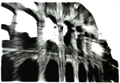 Photograph - Memories From Rome C# 51 by Viggo Mortensen