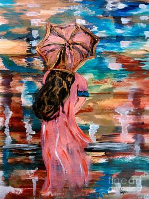 Painting - Memories by Lori  Lovetere