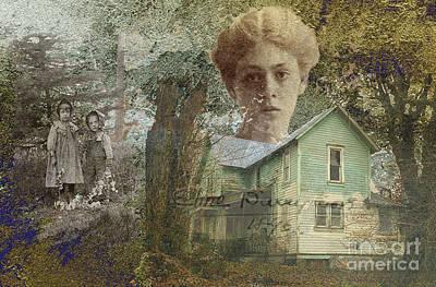 Maureen Digital Art - Memories by Maureen Tillman