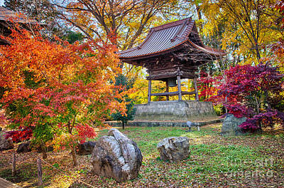 Photograph - Memories Of Autumn-4 by Tad Kanazaki