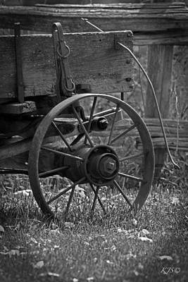 Photograph - Memories Of Old by Kathy J Snow