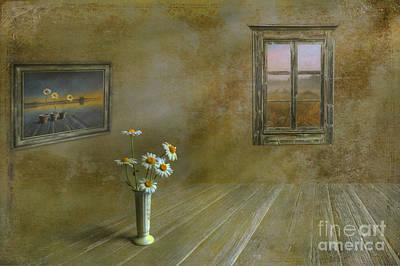 Painterly Photograph - Memories Of Summer by Veikko Suikkanen