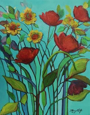 Memories Of The Meadow Art Print