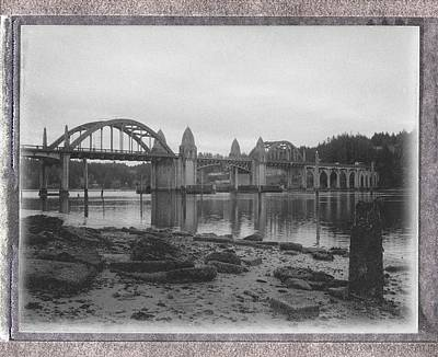 Photograph - Memories Of The Siuslaw by HW Kateley