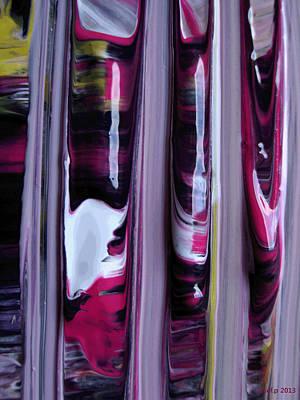 memories of the white spirit Acryl Print by Sir Josef - Social Critic - ART