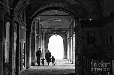 Photograph - Memories Of Venice by John Rizzuto