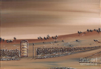 Painting - Memory Lane by Kenneth Clarke