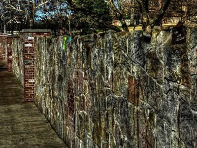 Elvis Photograph - Memphis - Graceland 005 by Lance Vaughn
