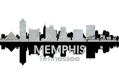 Memphis Tn 4 Art Print