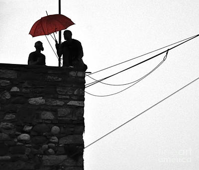 Photograph - Men At Work by Simona Ghidini