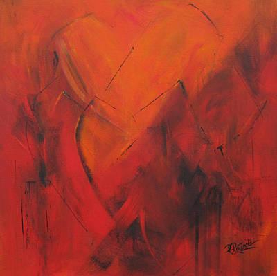 Painting - Mending Hearts by Roberta Rotunda
