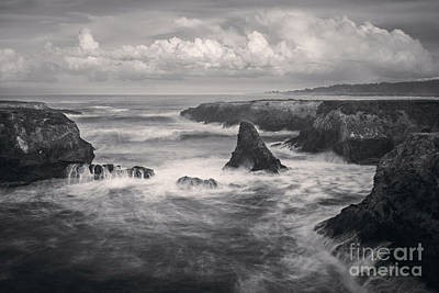 Photograph - Mendocino Morning by Colin and Linda McKie