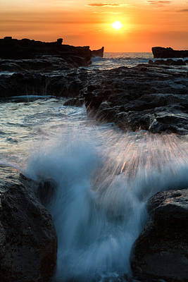 World Forgotten - Mengening Beach #1 by Shauna Milton