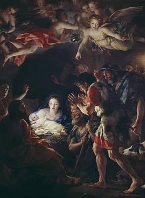 Mengs, Anton Raphael 1728-1779. The Art Print by Everett