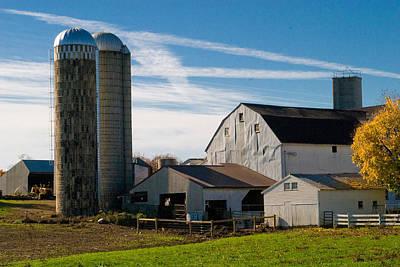 Photograph - Mennonite Farm by Denis Lemay