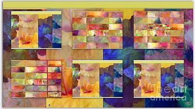 Digital Art - Meraviglia Favoliosa  by Halina Nechyporuk